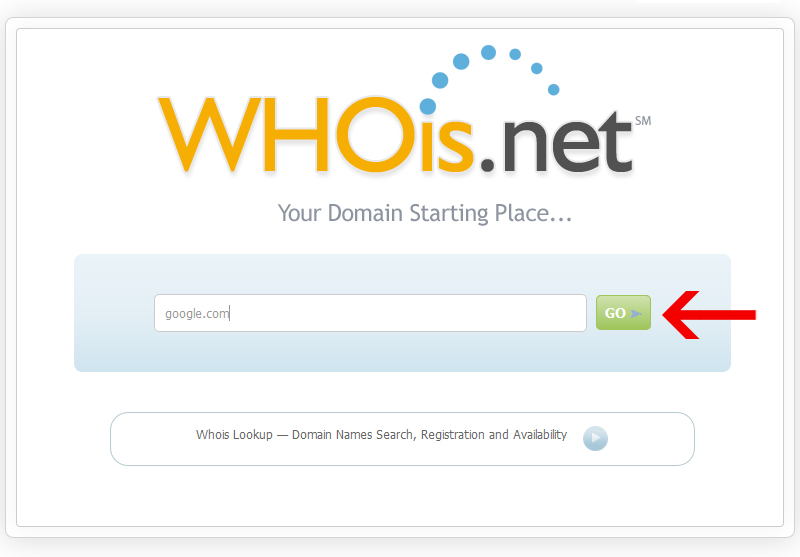 How to find out who is the owner of a website?