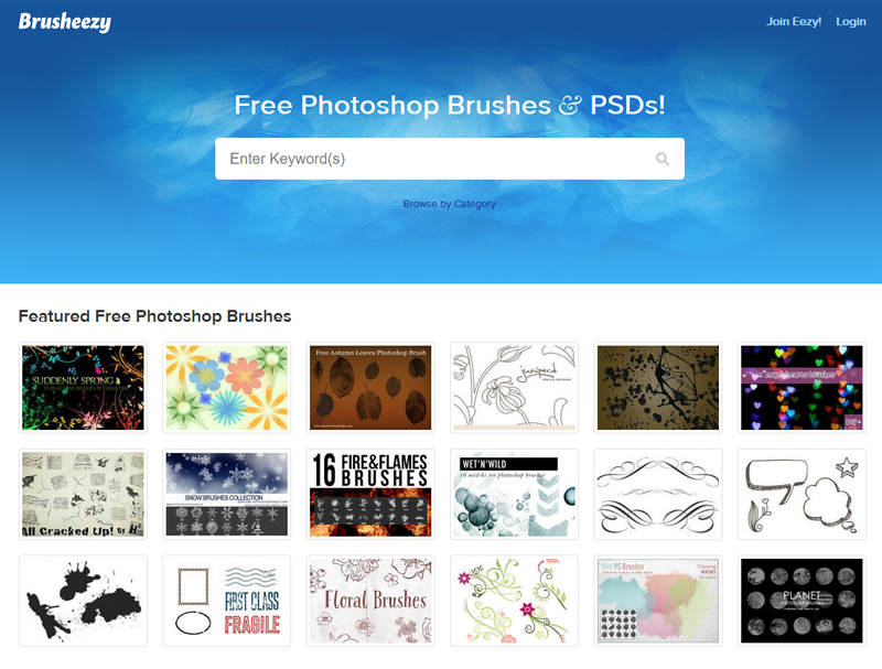 Download brushes