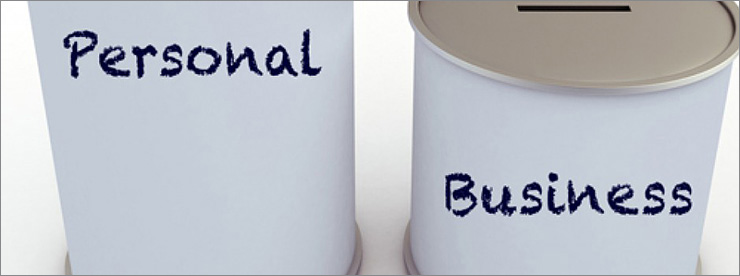 Separating Business And Personal Accounts