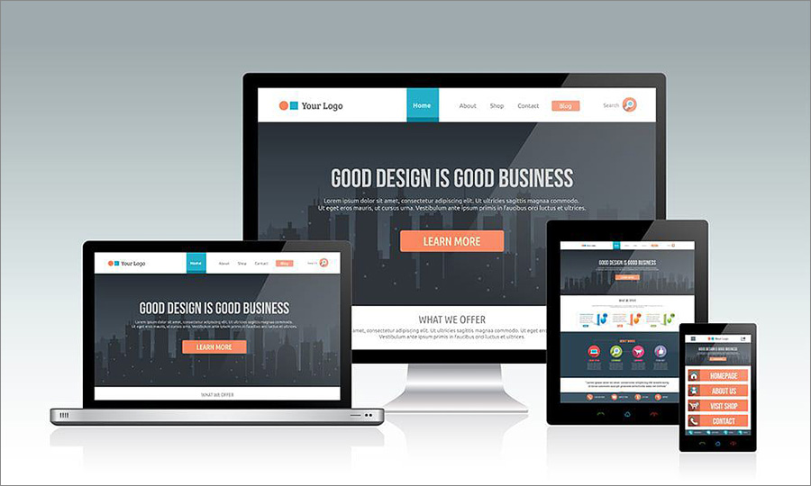 Your website needs to be responsive