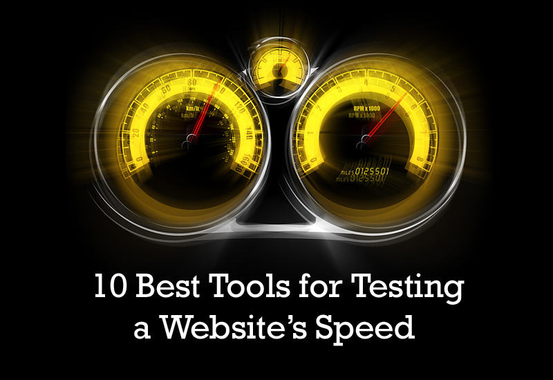 10 Best Tools for Testing a Website's Speed